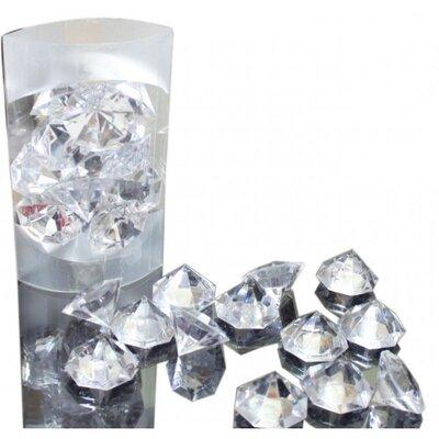House Additions Decorative Clear Acrylic Diamond