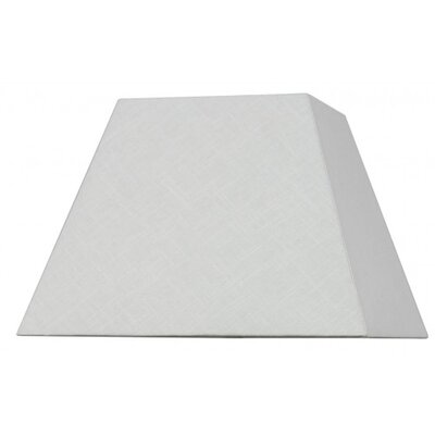 House Additions 45.7cm Linen Square Lamp Shade