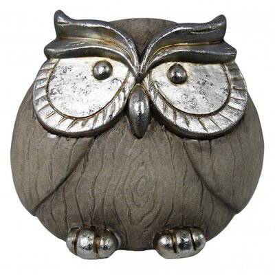 House Additions Owl Figg Figurine