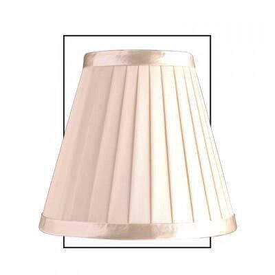 House Additions 15cm Satin Silk Empire Lamp Shade