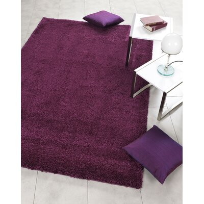 House Additions Lilac Purple Area Rug