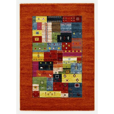 House Additions Multi-Coloured Area Rug