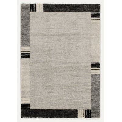 House Additions Grey Area Rug