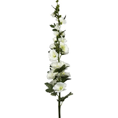 House Additions Stem Hollyhock Flower