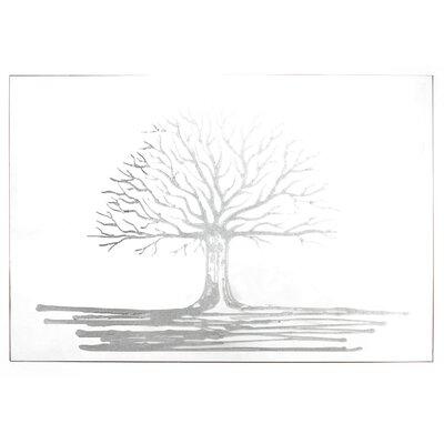 House Additions Premium Sparkle Tree Mirror