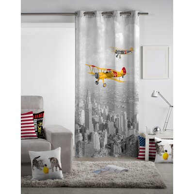 House Additions Airplane Curtain