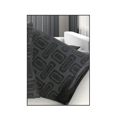 House Additions Black Throw