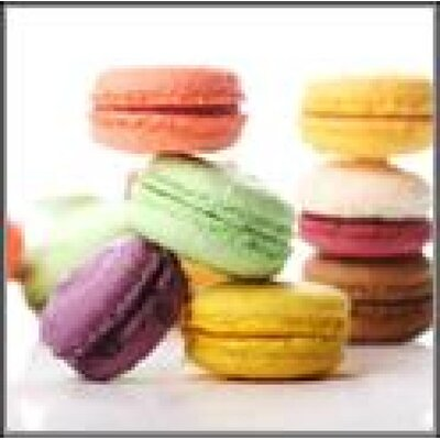 House Additions Macarons Divers Wall Decor