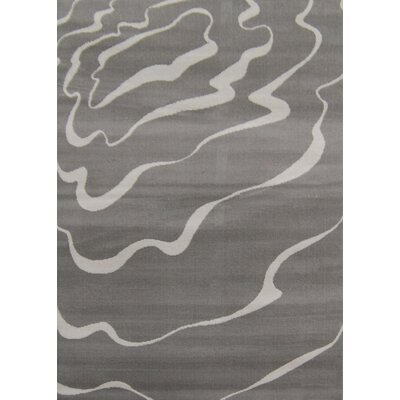 House Additions Grey Design Area Rug