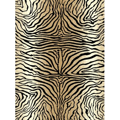 House Additions Beige Area Rug