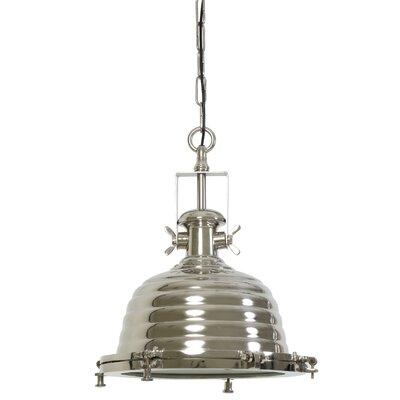 House Additions 1 Light Bowl Pendant