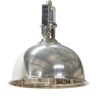 House Additions Kasplya 1 Light Bowl Pendant