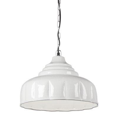 House Additions Inishgort 1 Light Bowl Pendant