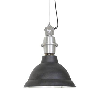 House Additions Oueme 1 Light Bowl Pendant