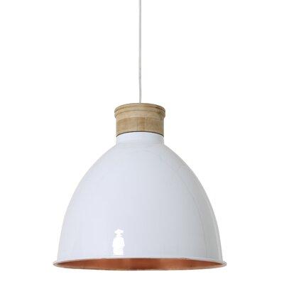 House Additions Neumunas 1 Light Bowl Pendant