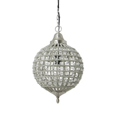 House Additions Yeya 1 Light Globe Pendant