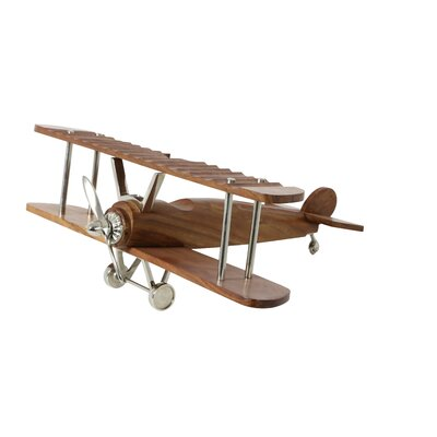 House Additions Wood Ornament Plane