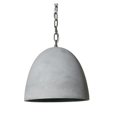House Additions Manych 1 Light Bowl Pendant