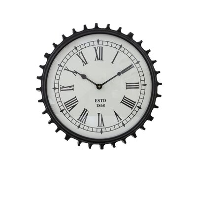 House Additions 35cm Izhora Wall Clock