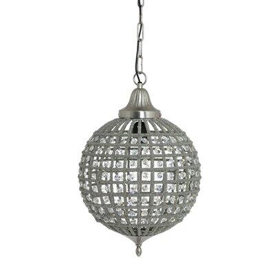House Additions Yeya 1 Light Globe Pendant