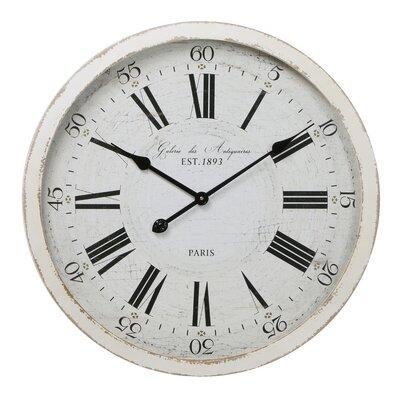 House Additions Oversized 60cm Corkine Shelon Wall Clock