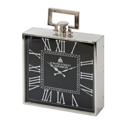 House Additions Ussuri Clock