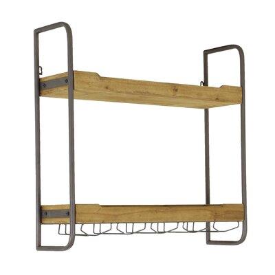 House Additions Ubagan 2 Layer Wall Rack