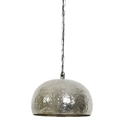 House Additions Torres 1 Light Bowl Pendant