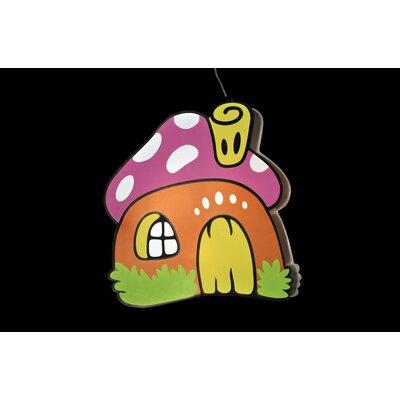 House Additions Regal 3 Light Flush Mount Ceiling Light