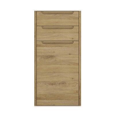 House Additions Burrell 1 Door 2 Drawer Cabinet