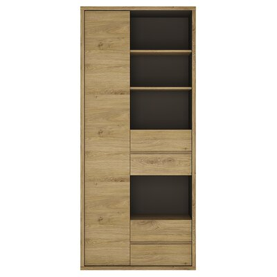 House Additions Hyland Tall Wide 197cm Standard Bookcase