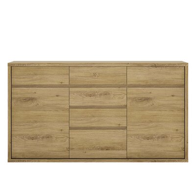House Additions Hyland 2 Door 6 Drawer Sideboard