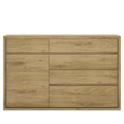 House Additions Hyland 1 Door 5 Drawer Cabinet