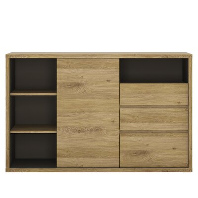 House Additions Hyland 1 Door 3 Drawer Sideboard
