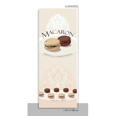 House Additions Vintage Macaron 2.5m L x 95cm W Roll Wallpaper