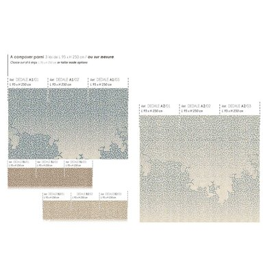 House Additions Ambiance 2.5m L x 95cm W Roll Wallpaper