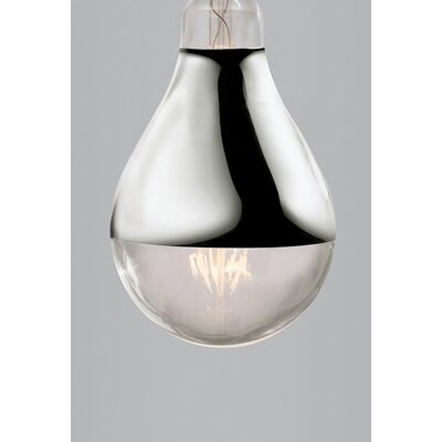 House Additions 80W Gray/Smoke E27/Medium LED Light Bulb