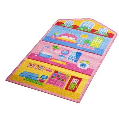 House Additions Dollhouse Multi-Coloured Area Rug