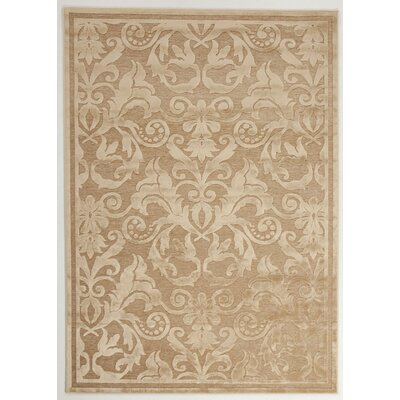 House Additions Annecy Beige Area Rug
