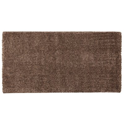House Additions Vienne Elegance Brown Area Rug
