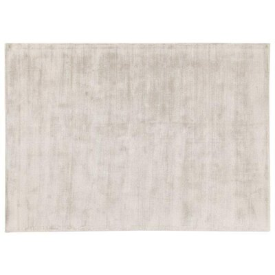 House Additions Trappes Silver Handmade Area Rug
