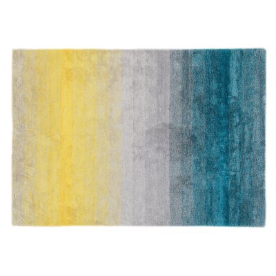 House Additions Shading Multi-Coloured Area Rug