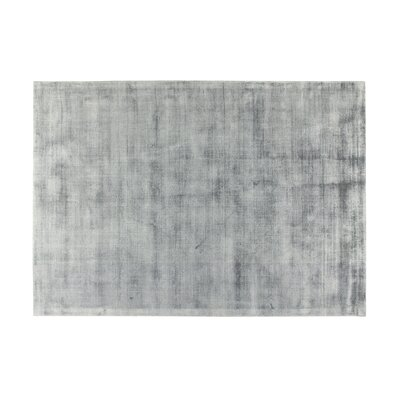 House Additions Trappes Handmade Grey/Blue Area Rug