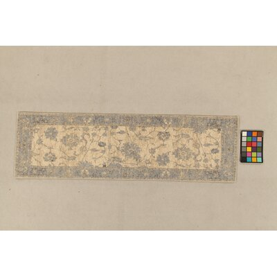 House Additions Annecy Louvre 1 Grey Area Rug