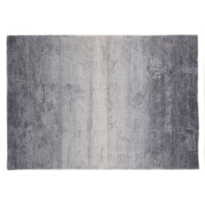 House Additions Shading Light Grey Area Rug