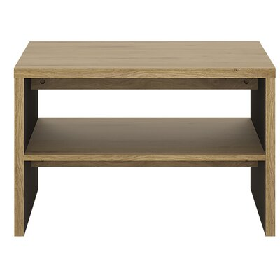 House Additions Hyland Coffee Table with Magazine Rack