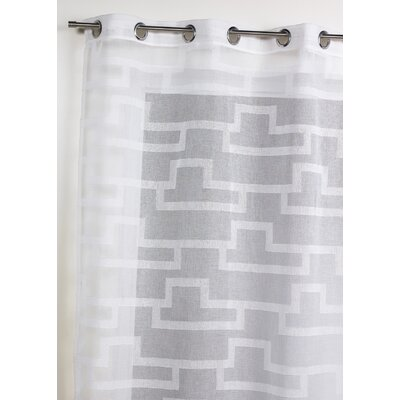 House Additions Single Curtain Panel