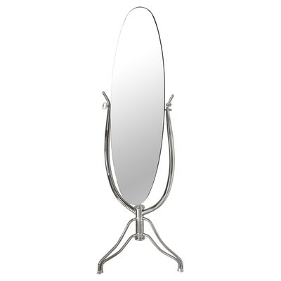 House Additions Signature Oval Cheval Mirror
