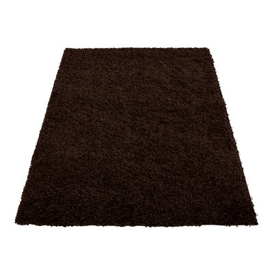 House Additions Cosy Chocolate Area Rug
