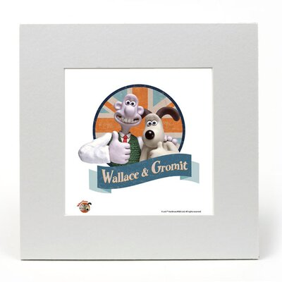 House Additions Wallace and Gromit Vintage Advertisement